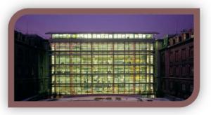Bibliothèque Universitaire - Université Lyon 3