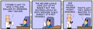 Dilbert (25/12/2006)